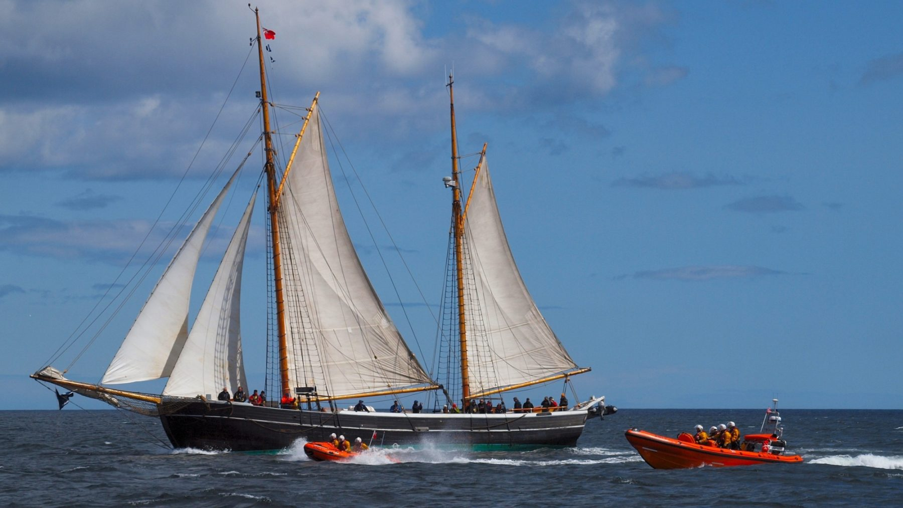The Blyth Tall Ship Project